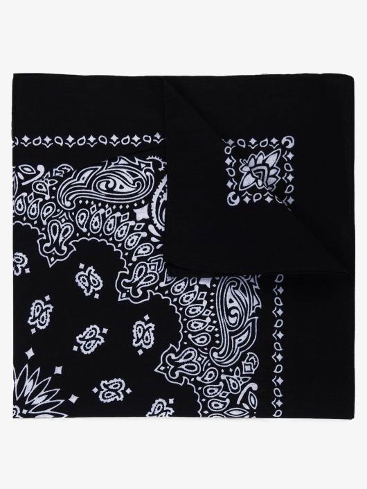 MSTRDS Hodetørkler/Hodeskjerf Printed svart