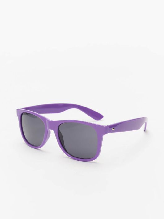 MSTRDS Okulary Groove Shades fioletowy