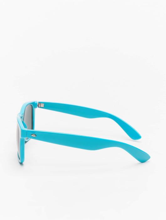 MSTRDS Okulary Groove Shades turkusowy