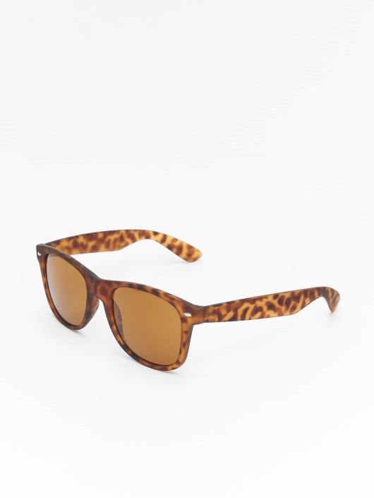 MSTRDS Sonnenbrille Likoma braun