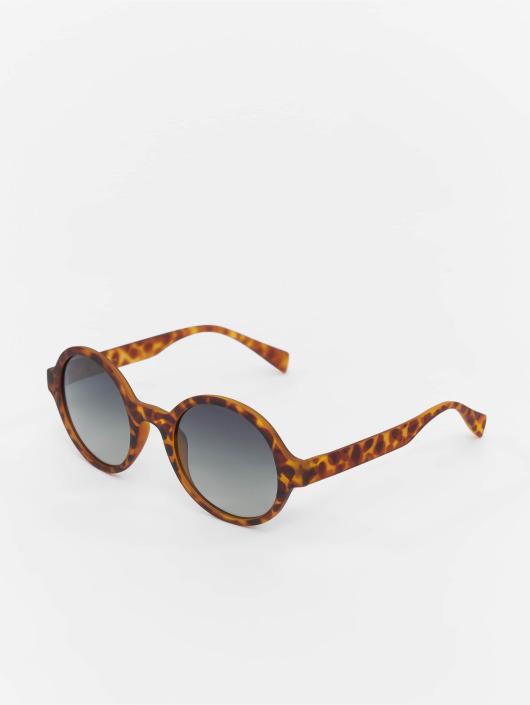 MSTRDS Sunglasses Retro Funk Polarized Mirror brown