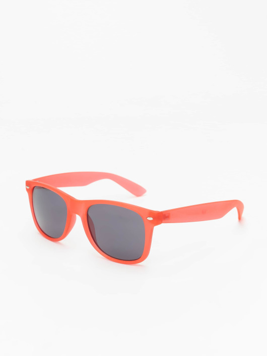 MSTRDS Sunglasses Likoma red
