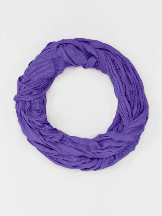 MSTRDS Szaliki / Chustki Wrinkle Loop fioletowy