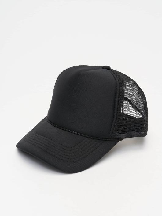 MSTRDS Trucker Caps High Profile Baseball svart
