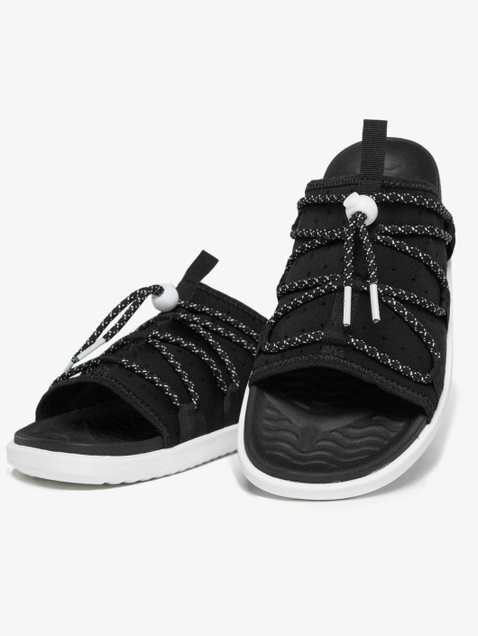Native Badesko/sandaler Palmer svart