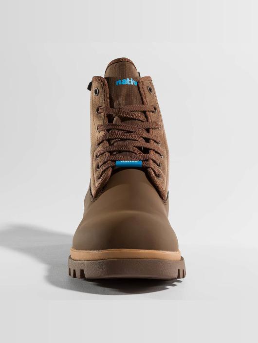 Native Vapaa-ajan kengät Johnny TrekLite ruskea