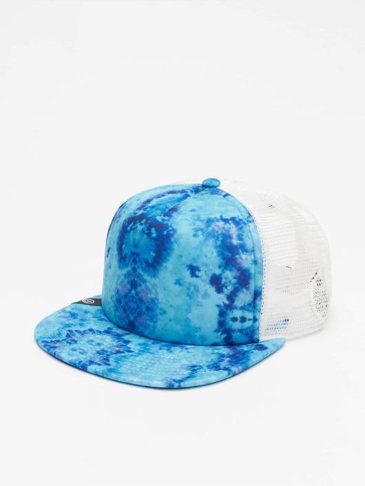 NEFF Trucker Cap Washer blue