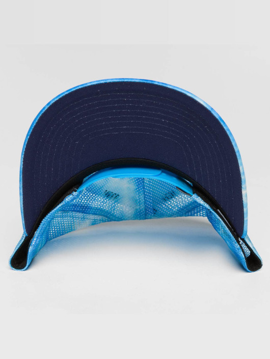 NEFF Trucker Cap Smile Wash blue
