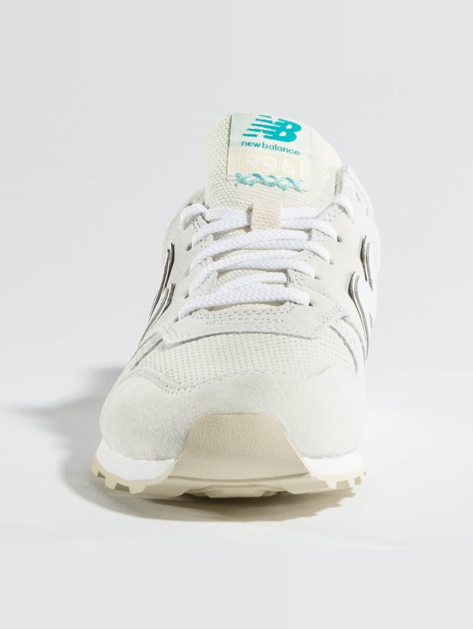 basket blanche new balance
