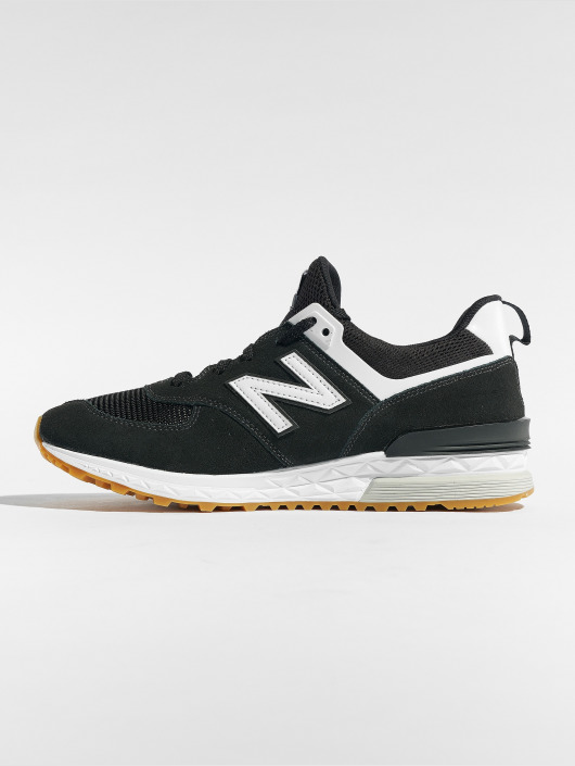 New Balance Baskets MS574 noir