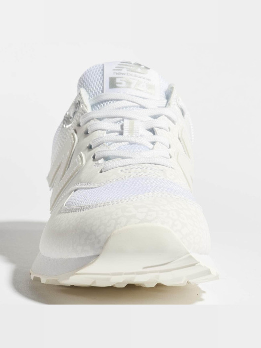New Balance sneaker WL574NT wit