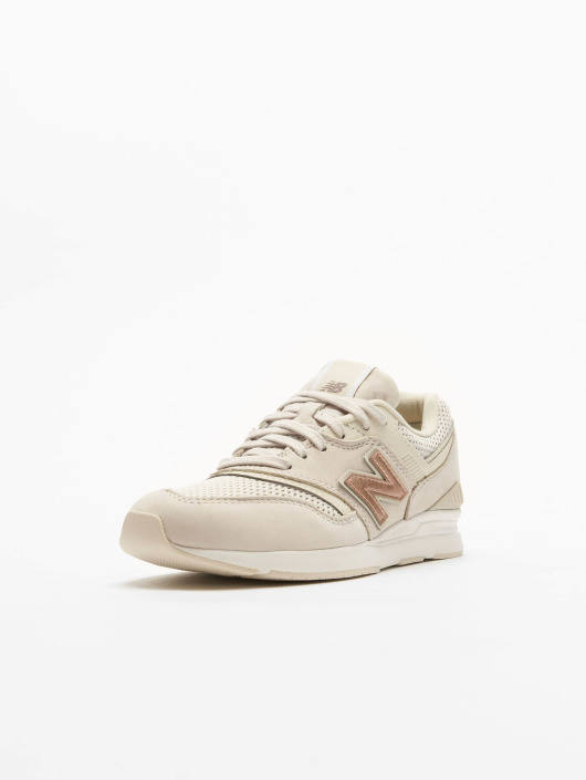 New Balance Sneakers WL697SHA beige
