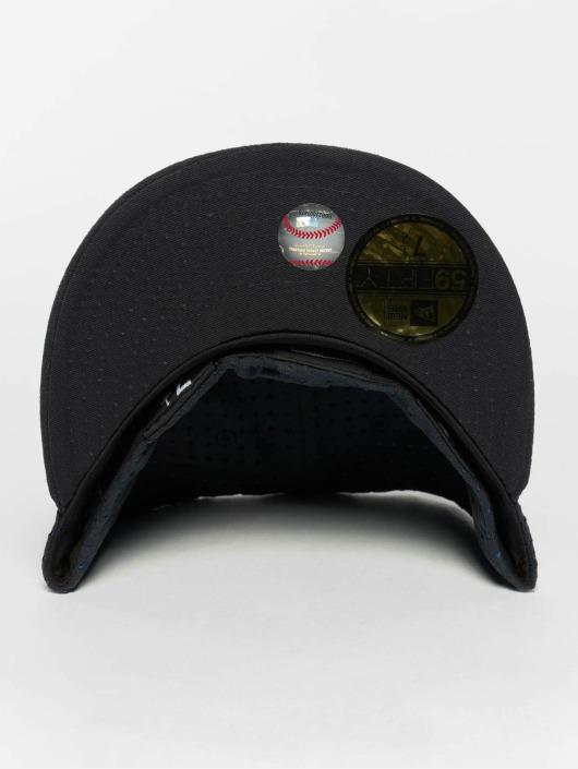 New Era Бейсболка Suede Perf NY Yankees 59Fifty синий