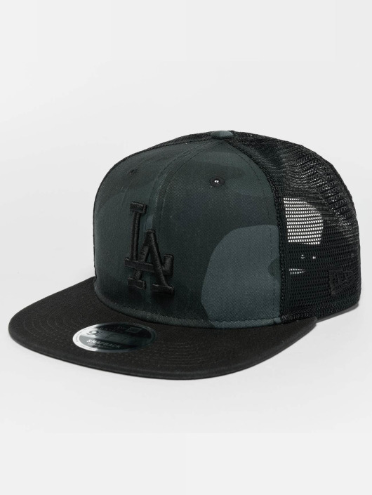 New Era Кепка с застёжкой Washed Camo LA Dodgers камуфляж