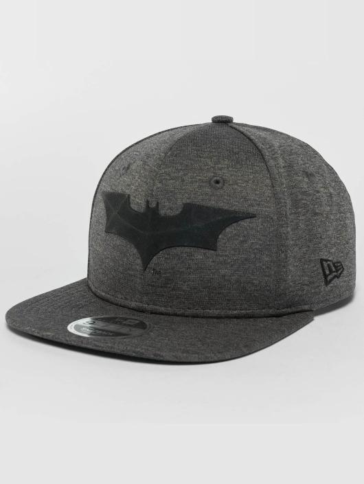 New Era Кепка с застёжкой Concrete Jersey Batman 9Fifty серый