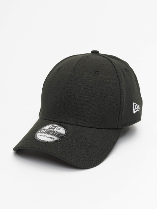 New Era Casquette Flex Fitted Basic noir