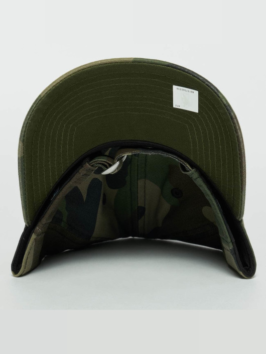 New Era Casquette Snapback & Strapback Washed Camo Chicago Bulls 9Forty camouflage