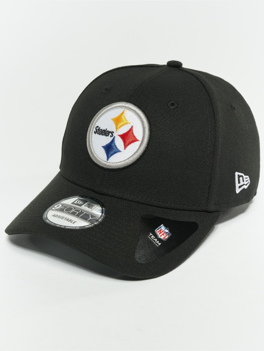 New Era Casquette Snapback & Strapback The League Pittsburgh Steelers 9Forty noir
