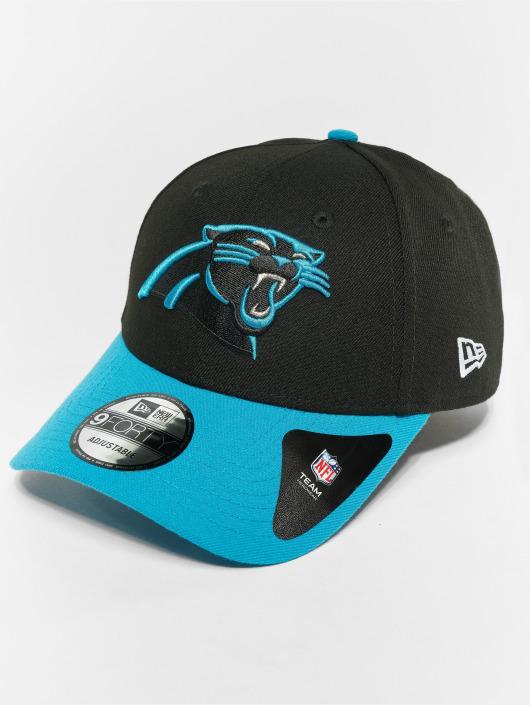 New Era Casquette Snapback & Strapback The League Carolina Panthers 9Forty noir