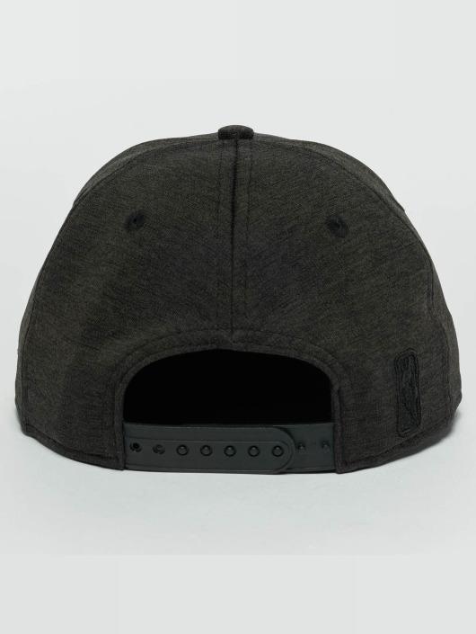 New Era Casquette Snapback & Strapback Concrete Jersey Chicago Bulls 9Fifty noir