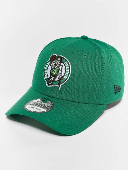 New Era Casquette Snapback & Strapback The League Boston Celtics vert