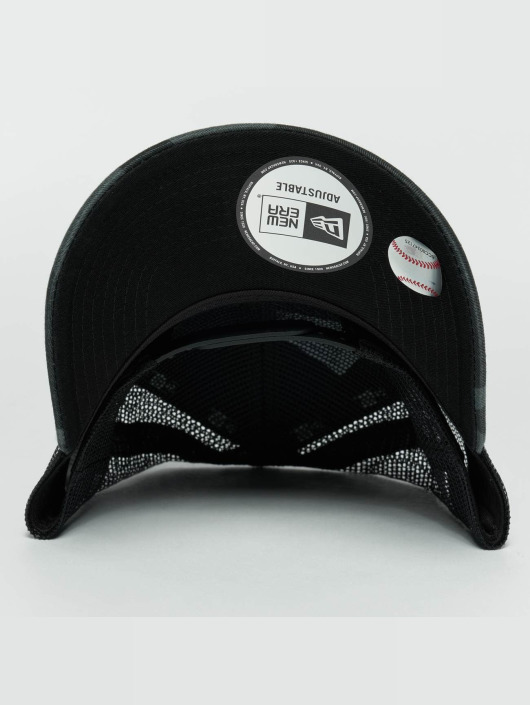 New Era Casquette Trucker mesh Washed Camo NY Yankees Trucker Cap camouflage