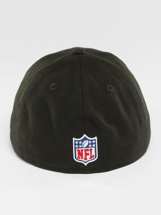New Era Fitted Cap Team Classic Oakland Raiders 5*9Fitfy Fitted èierna