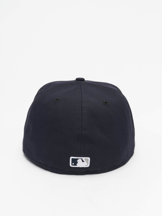 New Era Fitted Cap Acperf NY Yankees 59Fifty blå