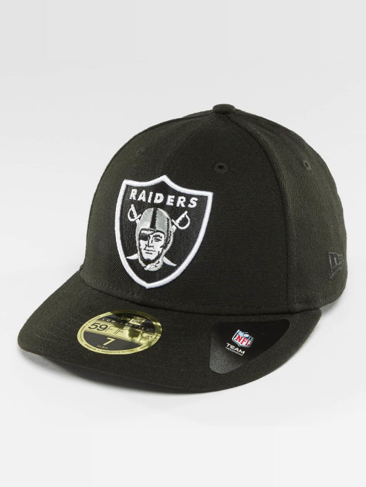 New Era Fitted Cap Team Classic Oakland Raiders 5*9Fitfy Fitted black