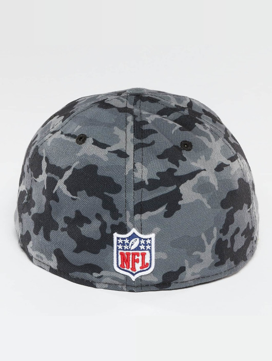 New Era Fitted Cap Camo Team Seattle Seahawks 59Fifty camouflage