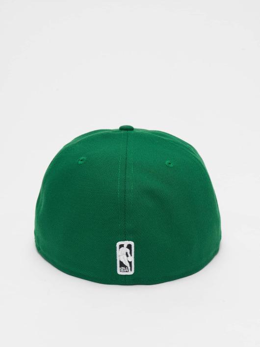 New Era Fitted Cap NBA Basic Boston Celtics 59Fifty grün