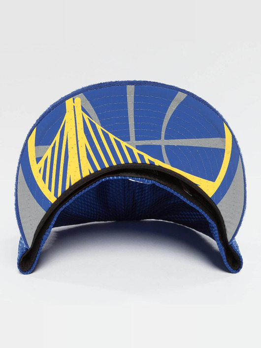 New Era Fitted Cap NBA 17 On Court Golden State Warriors kolorowy