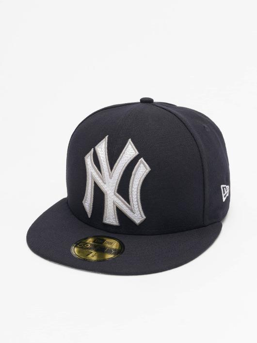 New Era Fitted Cap Big One HWC NY Yankees 59Fifty modrá