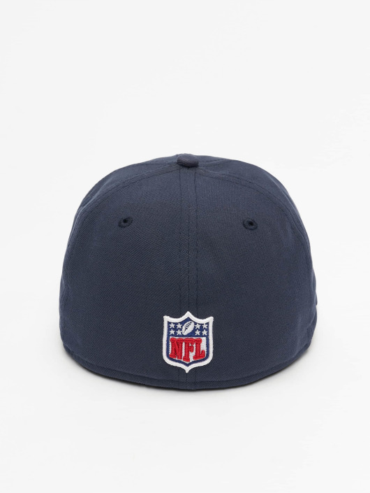 New Era Fitted Cap NFL On Field Chicago Bears 59Fifty modrá