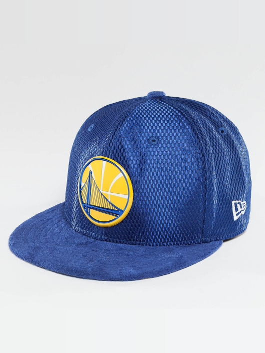 New Era Fitted Cap NBA 17 On Court Golden State Warriors pestrá