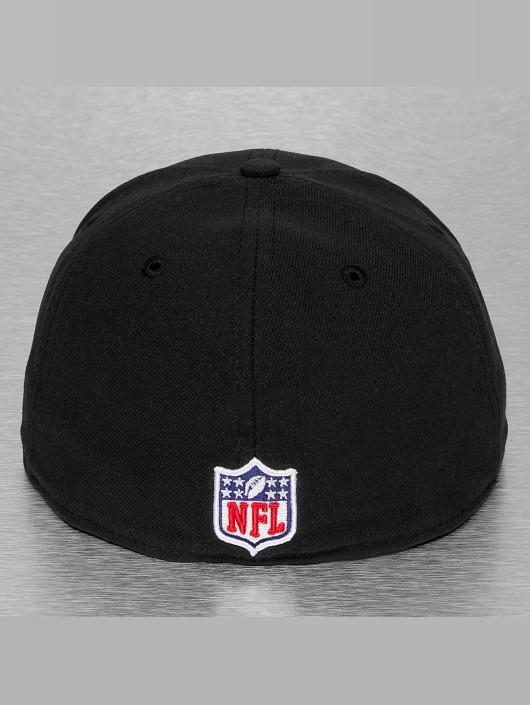 New Era Fitted Cap NFL On Field Oakland Raiders 59Fifty schwarz