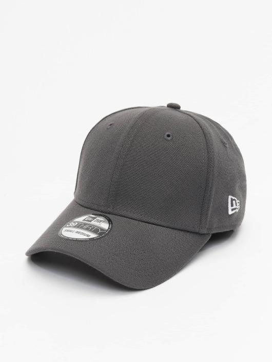 New Era Flexfitted Cap Basic šedá