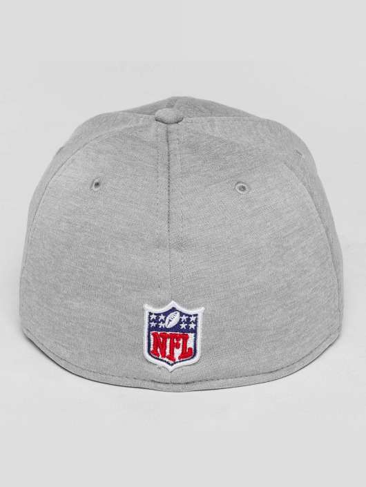 New Era Flexfitted Cap Seattle Seahawks grau