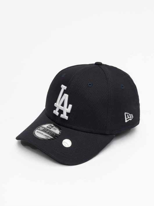 New Era Flexfitted Cap Classic LA Dodgers 39Thirty niebieski