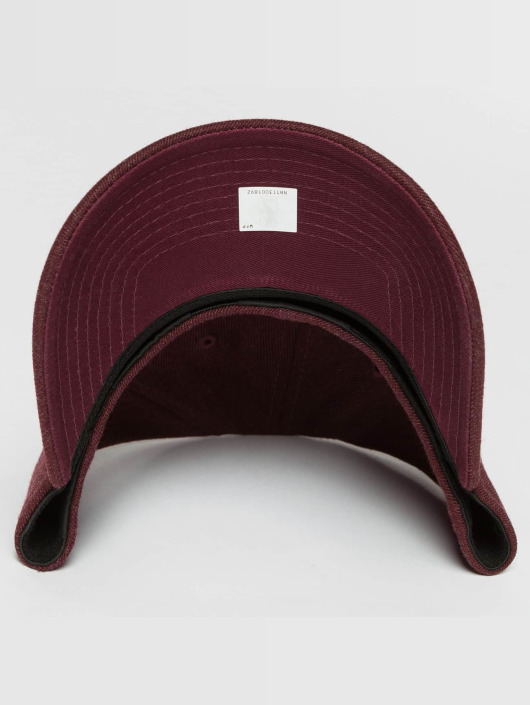 New Era Flexfitted Cap Team Heather Cleveland Cavaliers rot