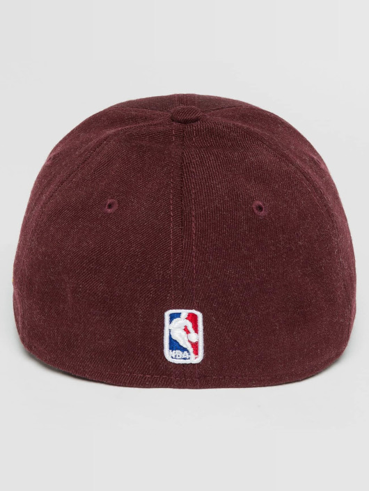 New Era Lastebilsjåfør- / flexfitted caps Team Heather Cleveland Cavaliers red
