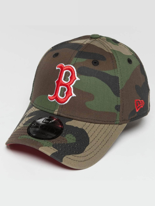 0ab83e56271 ... New Era snapback cap Camo Team Boston Red Sox 9Forty camouflage ...