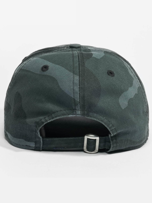 New Era Snapback Cap Washed Camo LA Dodgers 9Forty camouflage