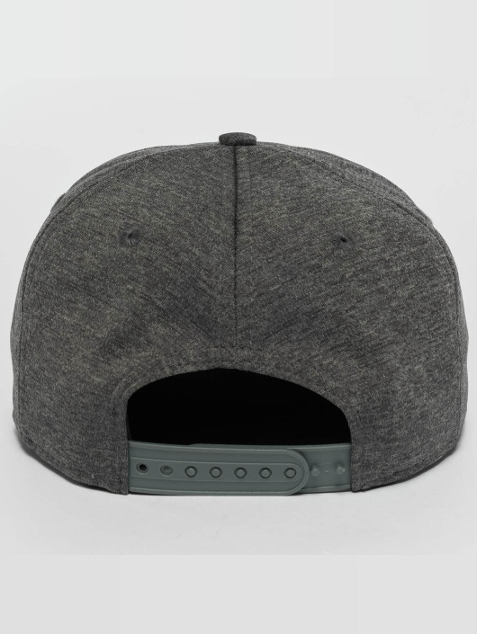 New Era Snapback Cap Concrete Jersey Batman 9Fifty grey