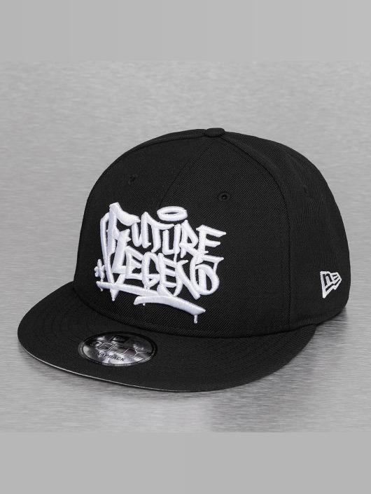 New Era Snapback Cap Future Legend 9Fifty schwarz