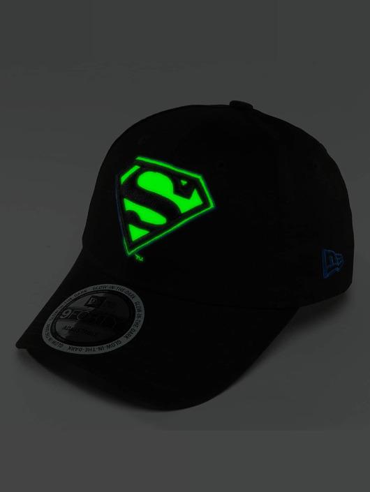 New Era snapback cap Team GITD Basic Superman zwart