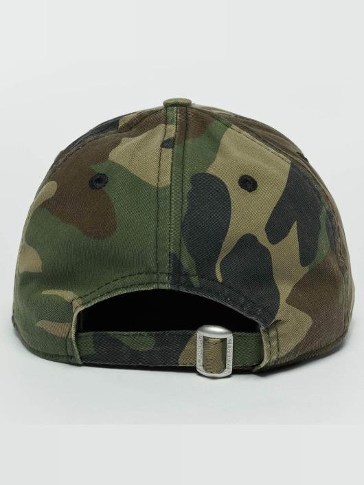 New Era Snapback Caps Washed Camo Chicago Bulls 9Forty camouflage