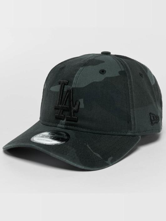 New Era Snapback Caps Washed Camo LA Dodgers 9Forty kamufláž
