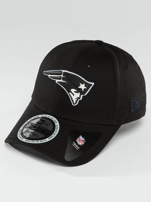 New Era Snapback Caps Team GITD Basic New England Patriots 9Forty musta