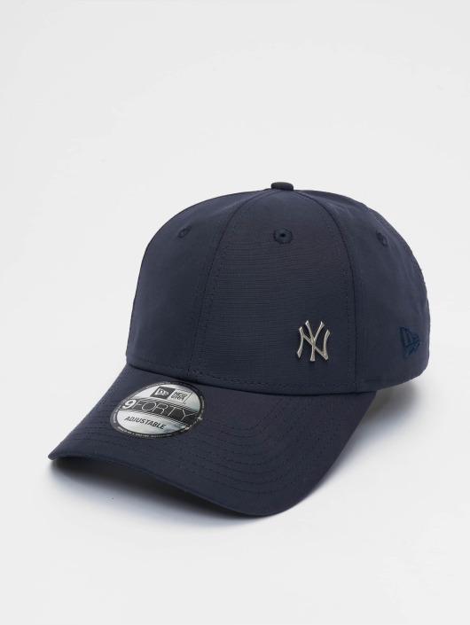 New Era Snapback Caps Flawless Logo Basic NY Yankees niebieski